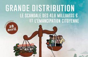 Grande distribution, le scandale