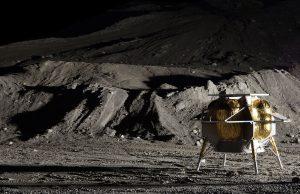 astrobotic lune